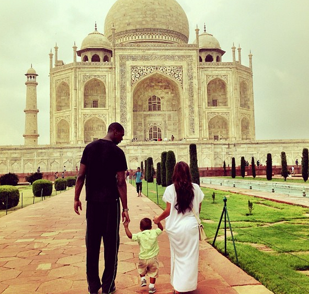 My Beach Is Better Than Yours: Ciara Vacays With Future + Christopher & Adrienne Bosh Skip ESPYs for India