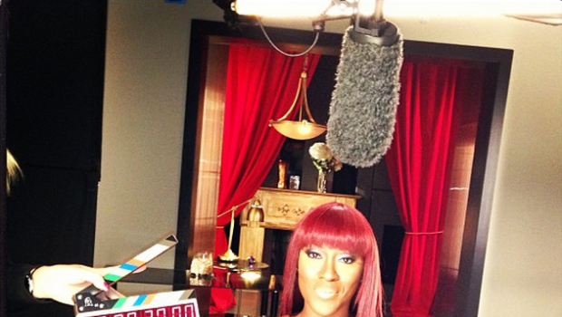 [Photos] SWV Caught Filming Reality Show + Faith Evans Hits Spoiled Kids Fashion Show