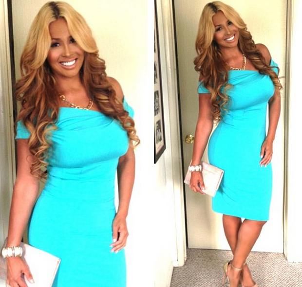 Somaya Reece Talks Leaving 'Love & Hip Hop' Franchise, Says Behind The Scenes Cast Is Provoked
