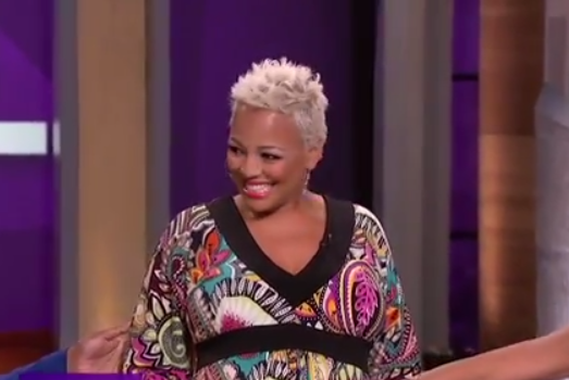 Ovary Hustlin': At the Tender Age of 44, Actress Kim Fields Expecting Second Son