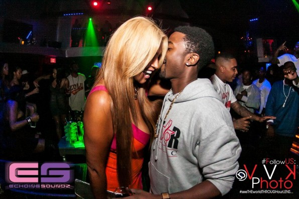 Somaya Reese and Ray J-fake couple-the jasmine brand