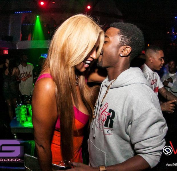 Fake Cup Cakin' Alert: Ray J & Somaya Reese Get Cozy At Hollywood Club + Basketball Wives LAs Brooke Bailey Spotted