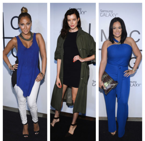 Emily B, Adrienne Bailon & Nick Cannon Hit Jay-Z's 'Magna Holy Grail' Release Party in Brooklyn