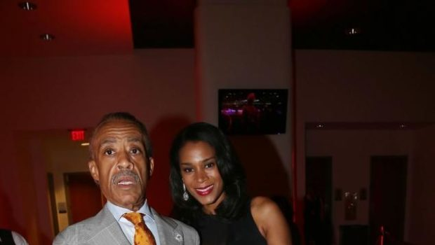 Whats the Big Deal! Rev. Al Sharpton Responds to Folk Saying His 35-Year-Old Girlfriend is Too Young