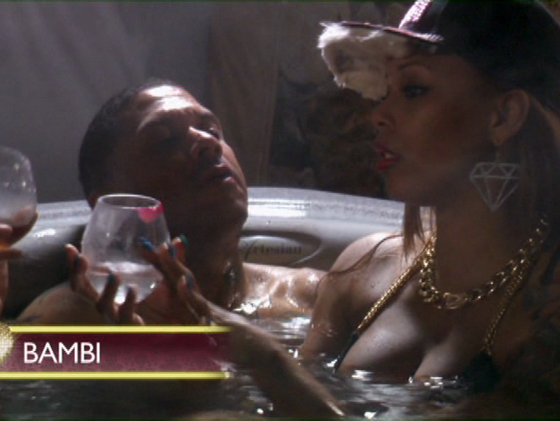 [VIDEO] Bambi Downplays Relationship with LHHA's Benzino, Shoots Down Rumors She'll Be Returning to Basketball Wives