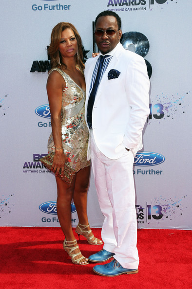 bobby brown-wife-bet awards red carpet 2013-the jasmine brand