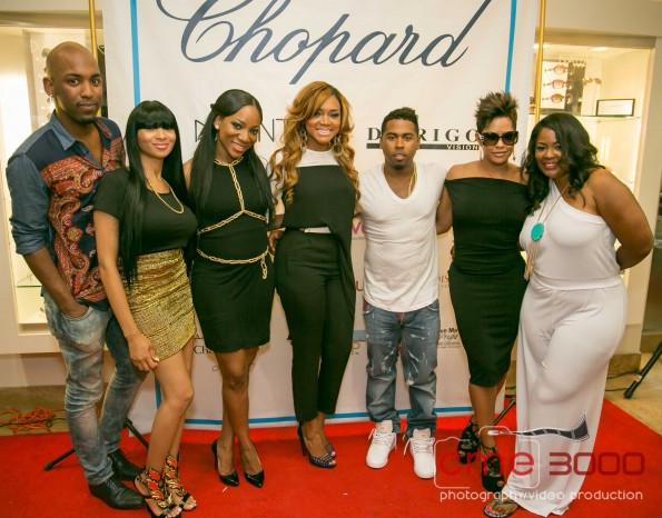 bobby v-mariah huq-chopard launch lisa wu-the jasmine brand