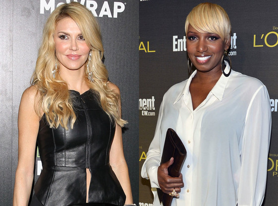 brandy glanville-nene leakes-fight-the jasmine brand