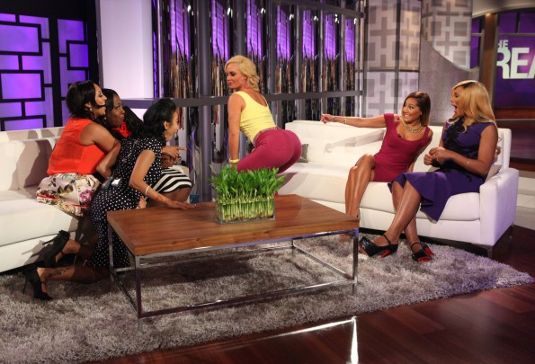 d-ice t wife-coco austin-the real-twerk lessons-the jasmine brand
