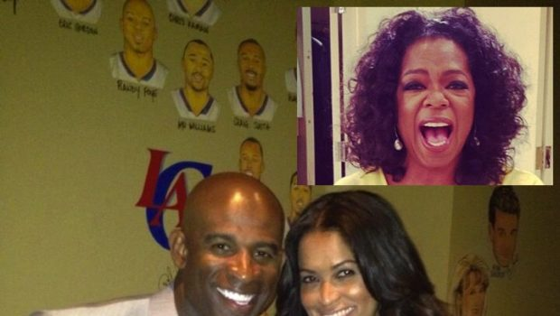Oprah Winfrey Gives Deion Sanders His OWN Reality Show, 'It's Prime's Time'