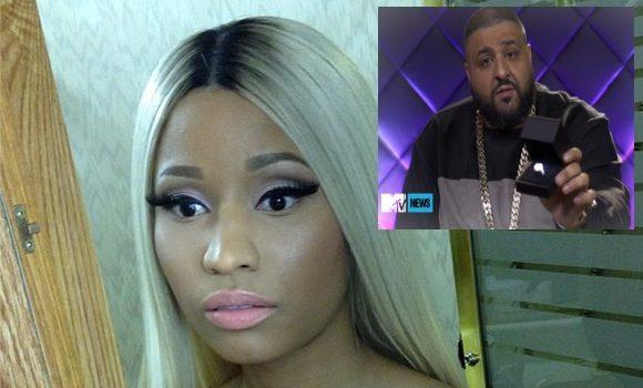 [VIDEO] 'Will You Marry Me?' DJ Khaled Proposes to Nicki Minaj