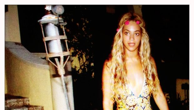 [Photos] Blue Ivy, Tina Knowles & Solange Vacay With Beyonce In Between US Tour