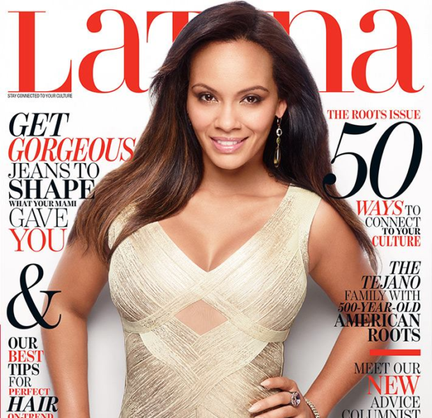 Evelyn Lozada Covers Latina, Clarifies That She Never Provoked Ochocinco to Hit Her & Explains Why She Decided to Be Re-Baptized