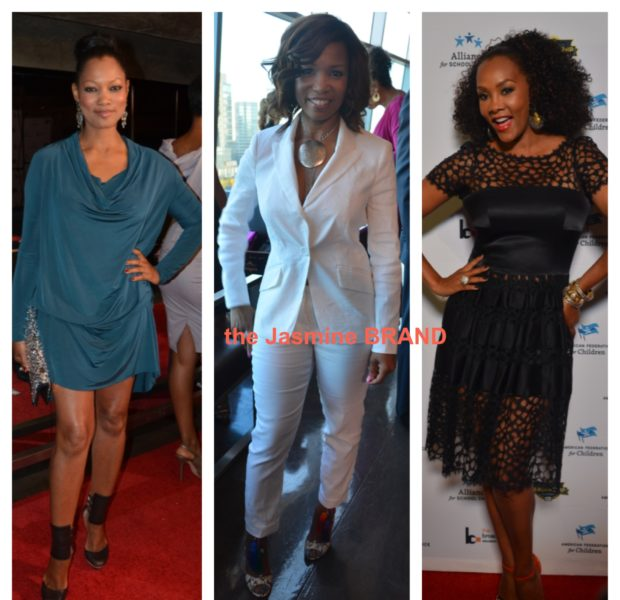 [Photos] Vivica A. Foxx, Regina King & Elise Neal Attend Jalen Rose's 'Champions for Choice In Education' ESPY Party