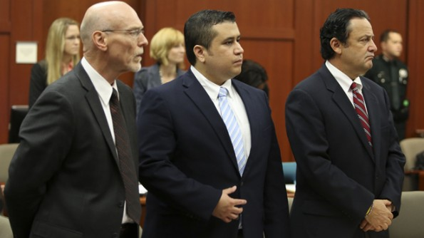George Zimmerman, Don West, Robert Hirschhorn