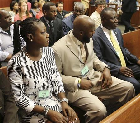 george zimmerman-not guilty-trayvon martin parents react-the jasmine brand