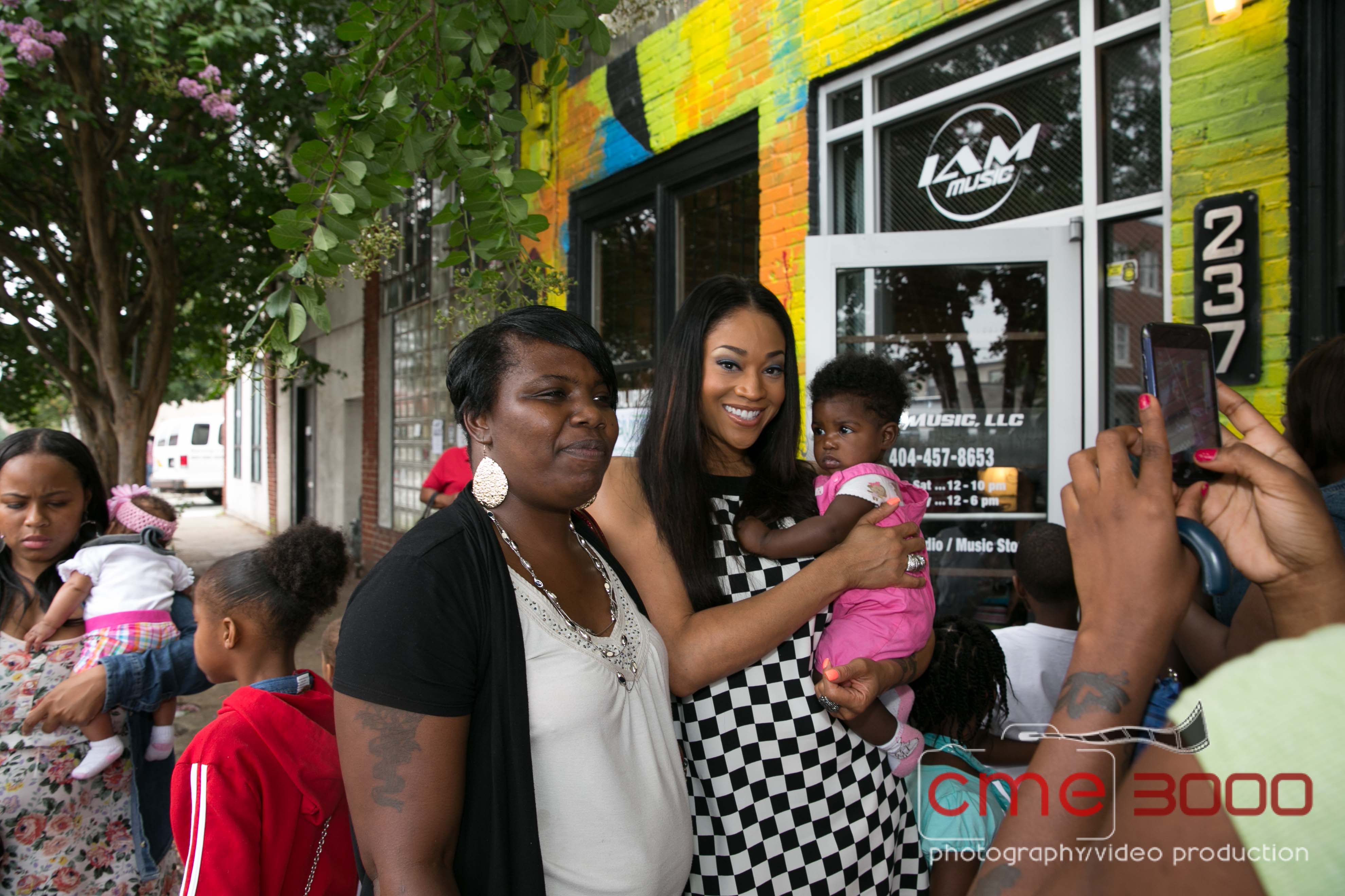 Coupled Up For A Cause Lhha S Mimi Faust Amp Boyfriend