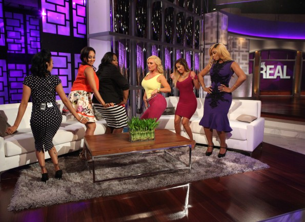 ice t wife-coco austin-the real-twerk lessons-the jasmine brand