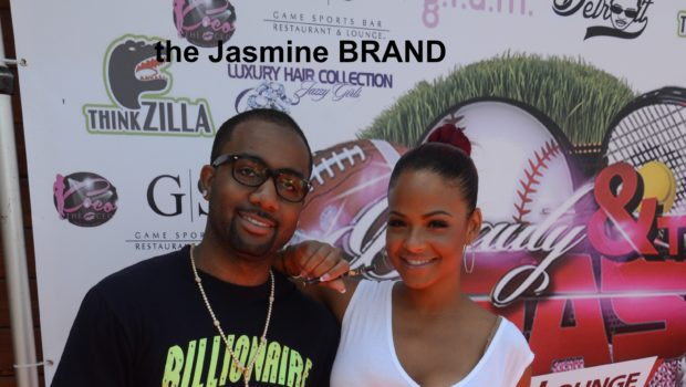 ESPY Left Overs: Christina Milian, Charli Baltimore, Kevin Durtant & Victor Cruz