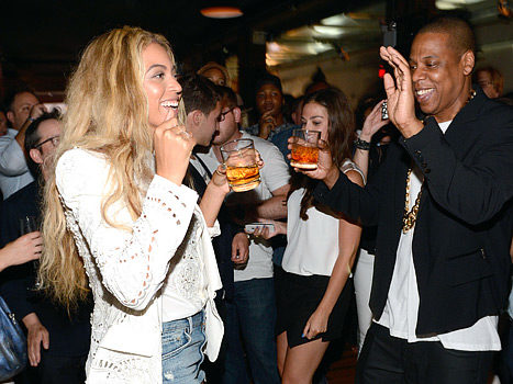Beyonce & Jay Z Secretly Made An Album Together