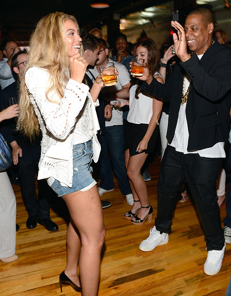 Beyonce & Jay Z Secretly Made An Album Together