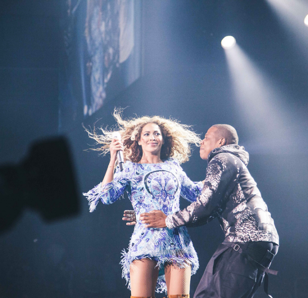 [VIDEO] Jay-Z Surprises Beyoncé During Philly Concert + Timmy Kelly Gets Some Shine During 'Mrs. Carter Show'