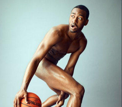 [Photos] Athletes Get Bucket Naked For ESPN's 'Body Issue': John Wall, Vernon Davis & Other Insanely Fit Athletes