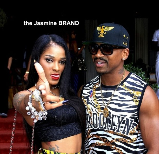 Joseline Hernandez Is Officially An Artist, Launches 1st Video + Kicks It In Hollywood With Tiffany Foxx