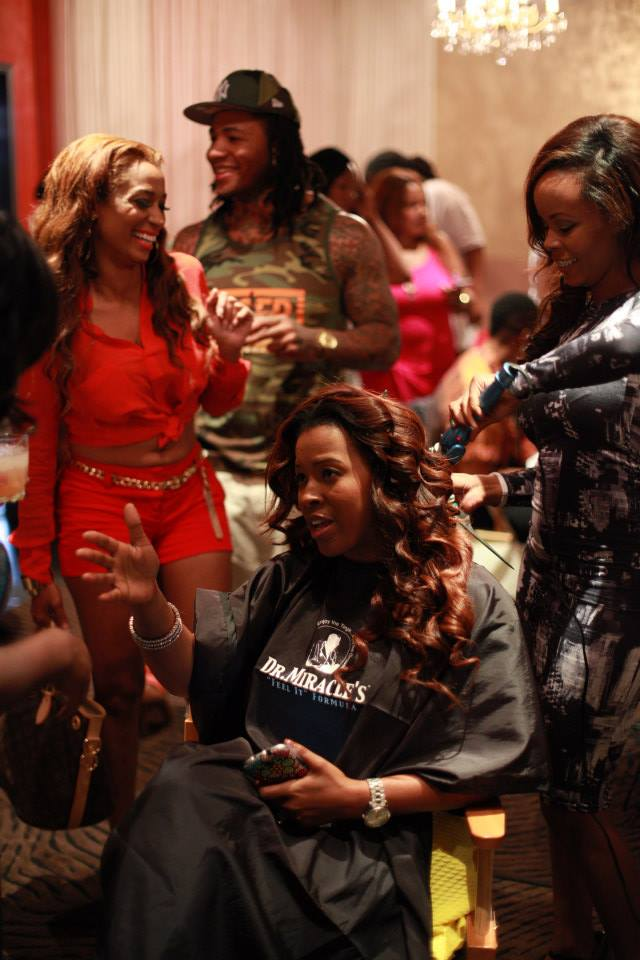karlie redd-rx4style-dr mircales curl care-essence festival event-the jasmine brand