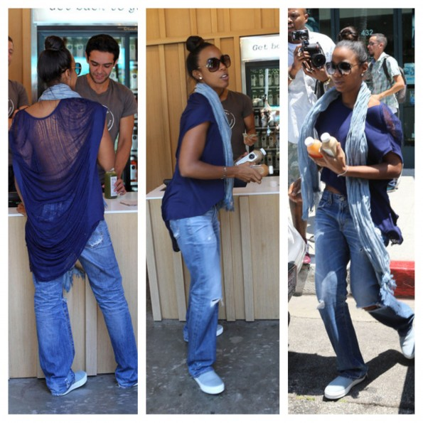 kelly rowland-grabs juice in hollywood-the jasmine brand