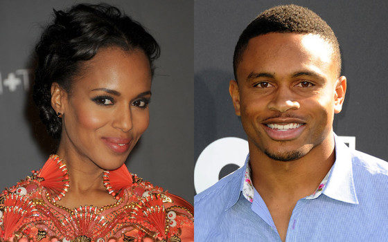 Kerry Washington Marries NFL'er Nnamdi Asomugha