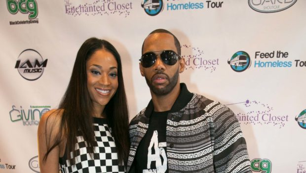 Coupled Up for A Cause! LHHA's Mimi Faust & Boyfriend Nikko Give Back to ATL at 'Black Celebrity Giving'