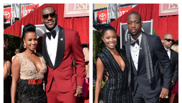 [Pix] Athletes, Wives & Girlfriends Serve Fashion On ESPY Awards Red Carpet