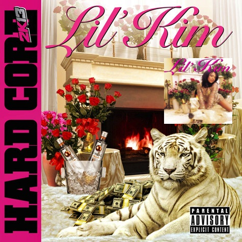 lil kim-hard core mixtape-the jasmine brand