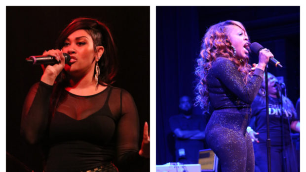 [Photos] Keke Wyatt Breaks Down During DC Set, Dedicating Song to Trayvon Martin + Lil Mo Gives Soulful Performance