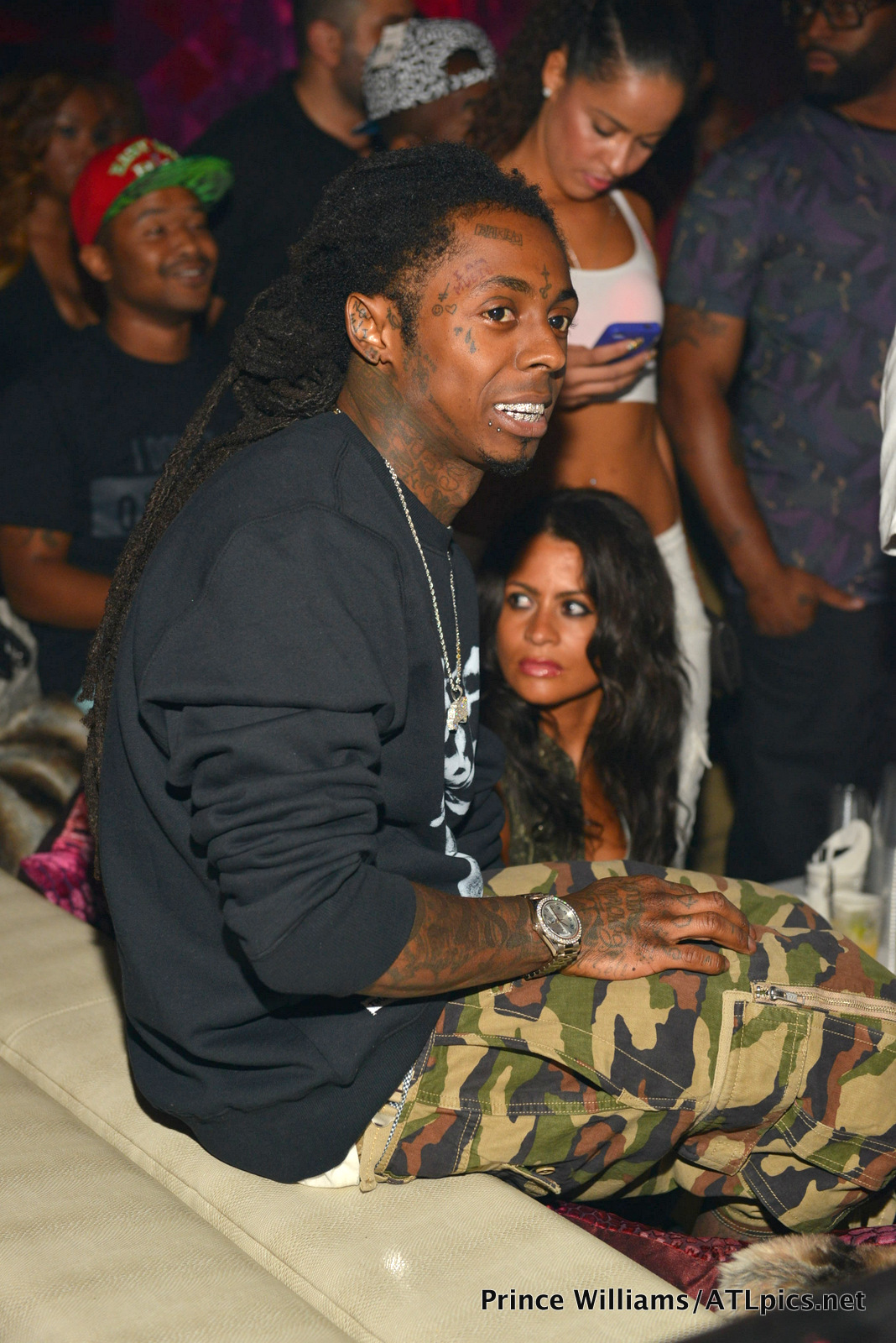 How Many Kids Moms Does Lil Wayne Have