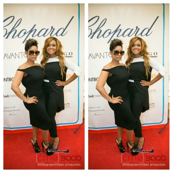 lisa wu-mariah huq-married to medicine-chopard launch-the jasmine brand