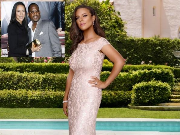 martin lawrences ex wife-shamicka-hollywood exes-the jasmine brand