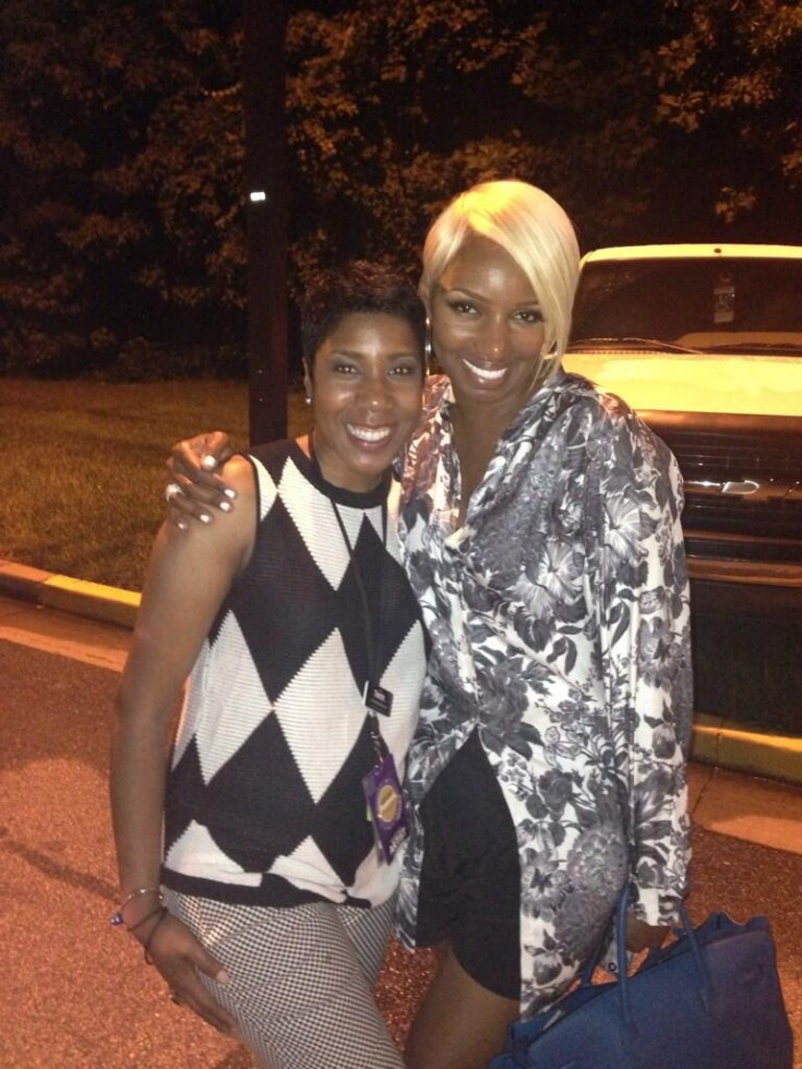 nene leakes-announces-wedding business-the jasmine brand