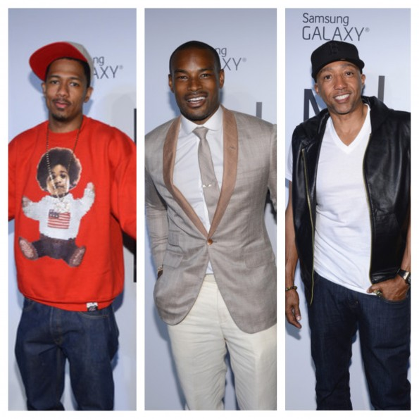 nick cannon-tyson beckford-kevin liles-jayz-magna-album release the jasmine brand