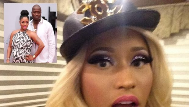 Nicki Minaj Reprimands LHHA's Kirk Frost For Disrespecting His Pregnant Wife On Reality TV