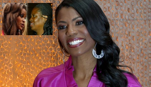 Ear Hustlin': Omarosa's Mother Allegedly Assaults Claudia Jordan on BET Awards Red Carpet