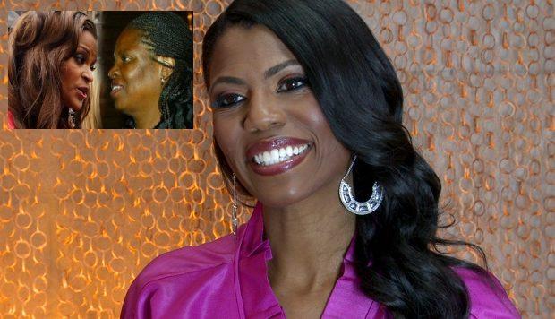 Ear Hustlin': Omarosa's Mother Allegedly Assaults Claudia Jordan on BET Awards Red Carpet