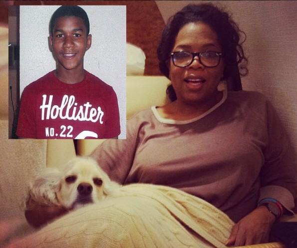 oprah winfrey-apologizes-tweeting after trayvon martin verdict-the jasmine brand