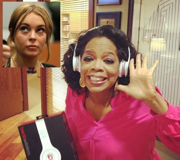 oprah winfrey-to interview lindsay lohan-the jasmine brand