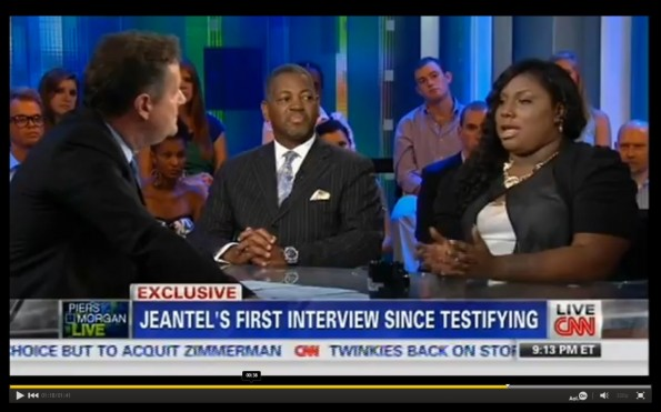 rachel jeantel-interview with piers morgan-the jasmine brand