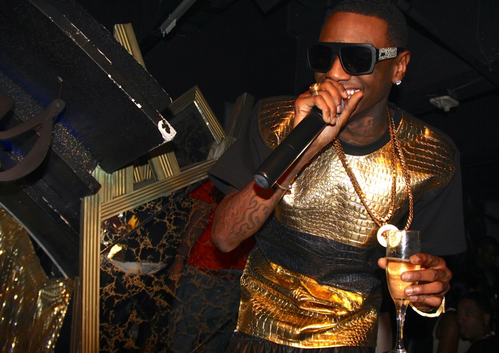 Soulja Boy Hit With Felony Weapons Possession Charge