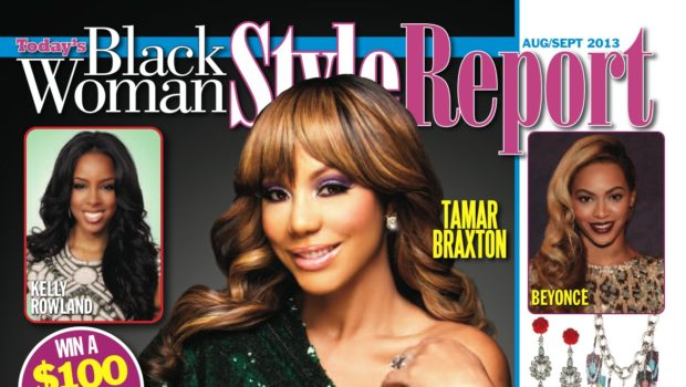 Tamar Braxton Covers 'Todays Black Woman Style Report' + Lil Kim Penning Book About Prison Stint