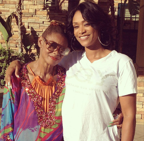 Basketball Wives' Star Tami Roman Mother Passes