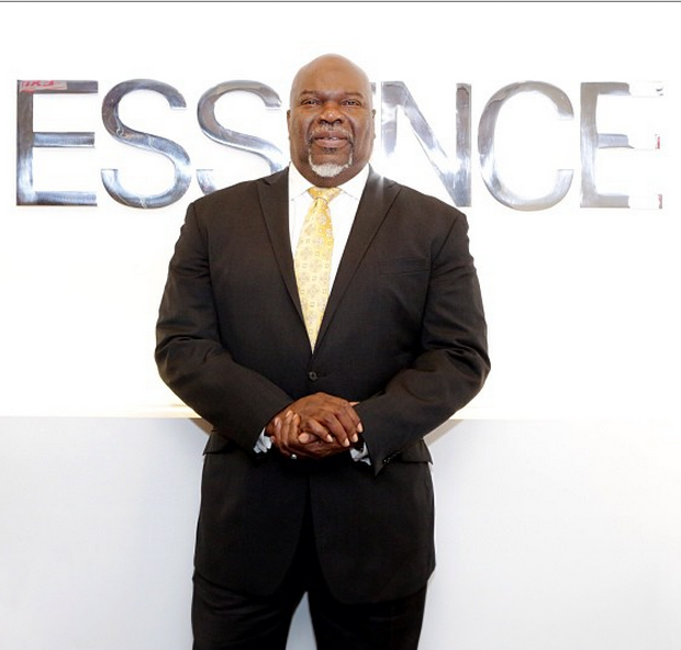 TD Jakes Explains Why He Invited Oprah to #MegaFest, New BET Talk Show + How He Handles Critics